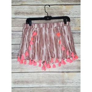 Dizzy Lizzy Tassel Tulip Shorts